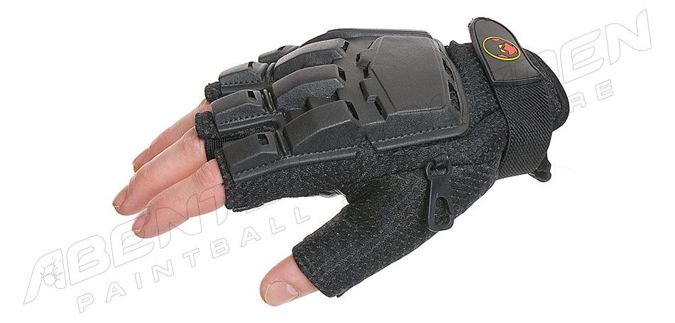 Halbfinger Handschuh L