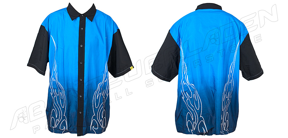 JT Lounge Shirt blau XXL
