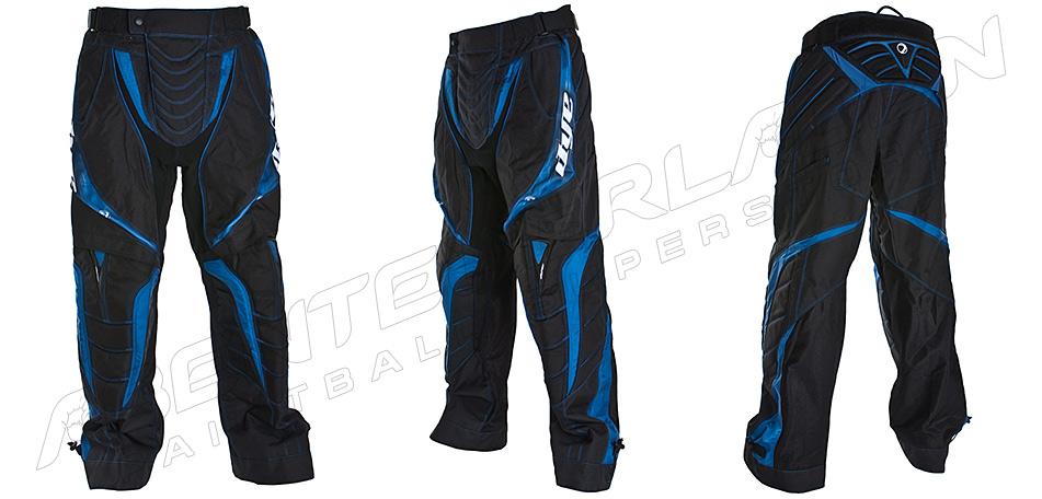 Dye Pants C8 black / blue S
