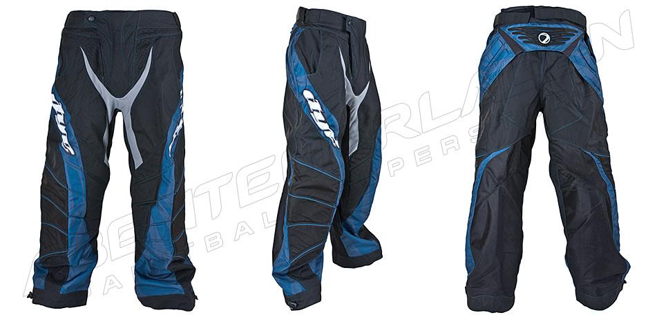Dye Pants C10 vortex navy XXL