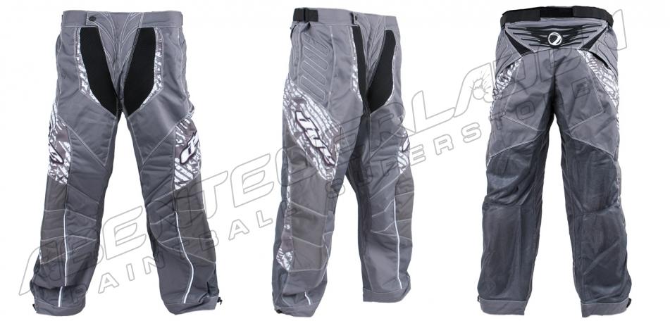Dye Pants C11 Geometric white grey XXL