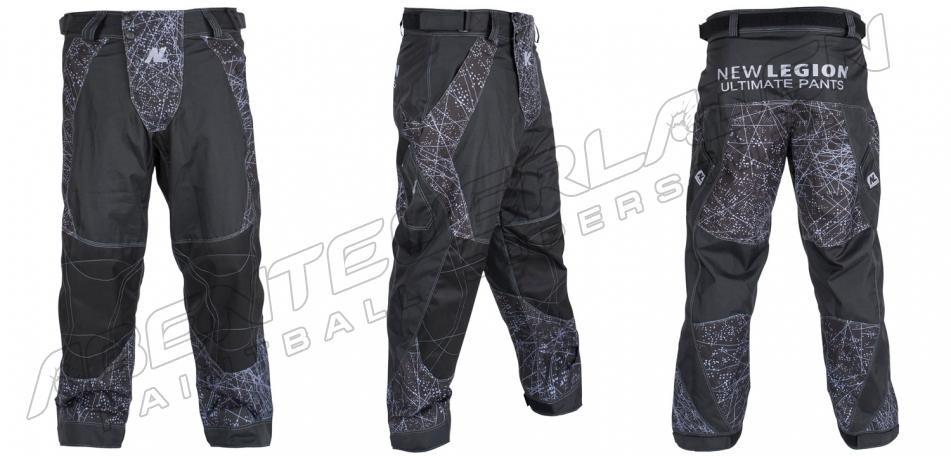 New Legion Ultimate Pro Pants dash grey M/L
