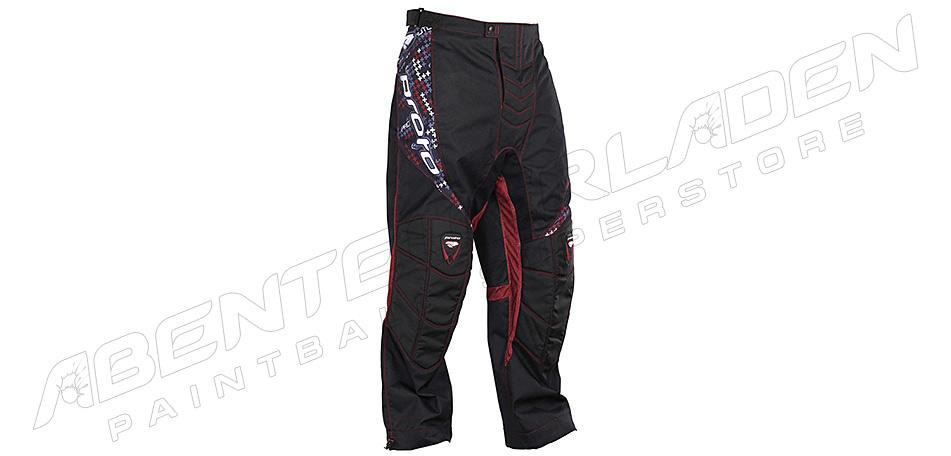 Proto Pants 10 sabre brick red XXL