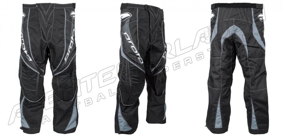 Proto Pants Menace grey XXL