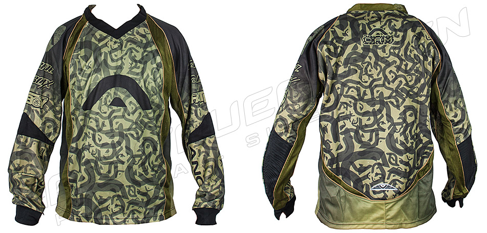 WDP Angel Jersey A-camo oliv S