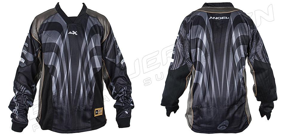 WDP Angel Pro-X Jersey schwarz S