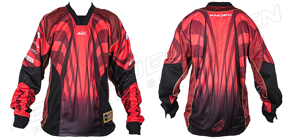 WDP Angel Pro-X Jersey rot S