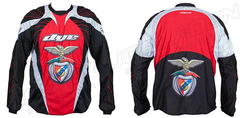 Dye Custom Team Jersey Lisbon Benfica 09 XL