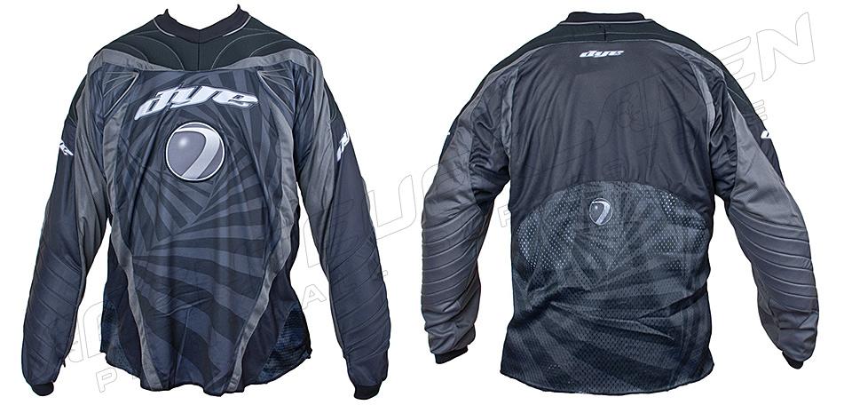 Dye Jersey C10 vortex grey XXL
