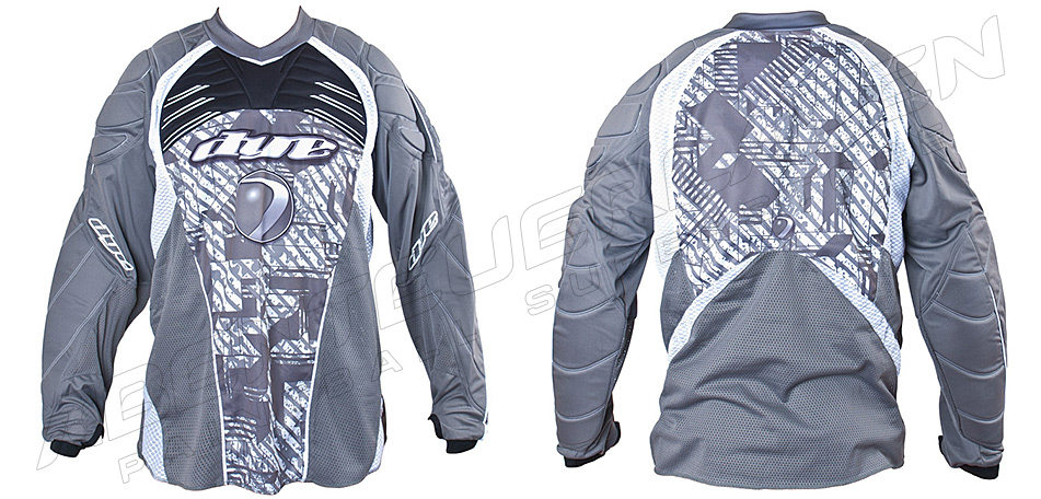 Dye Jersey C11 Geometric whitegrey XXL