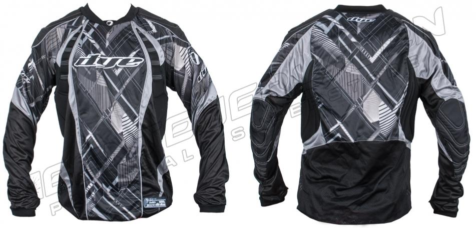 Dye Jersey C12 Chevron Grey XXL/XXXL