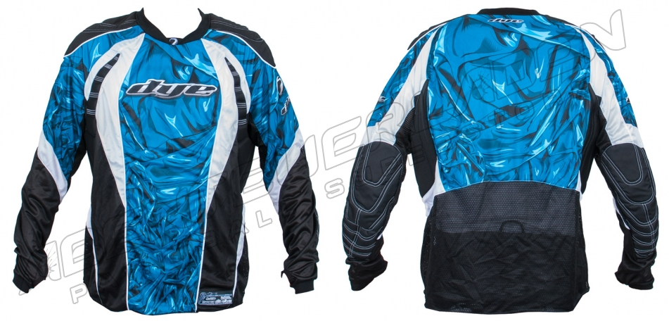 Dye Jersey C12 Cloth Blue XXL/XXXL