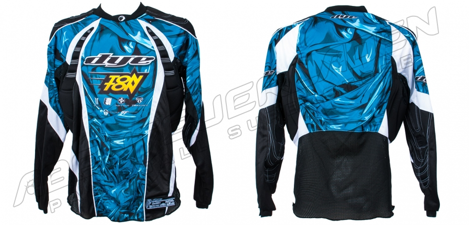 Dye Jersey C12 TonTon Cloth Blue S/M