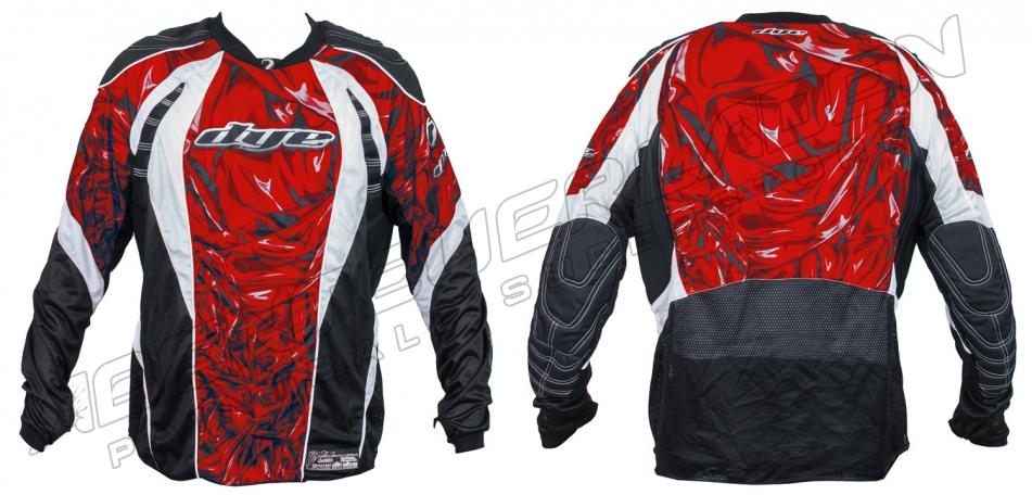 Dye Jersey C12 Cloth Red XXL/XXXL