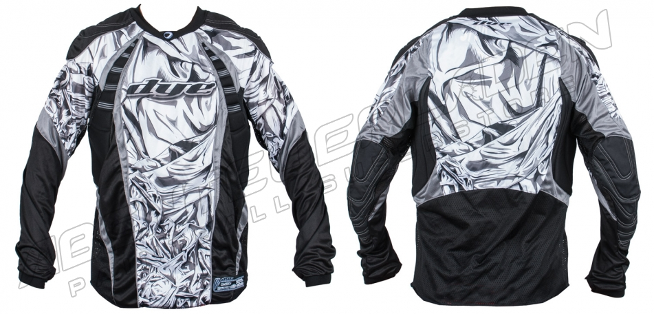 Dye Jersey C12 Cloth White XXL/XXXL