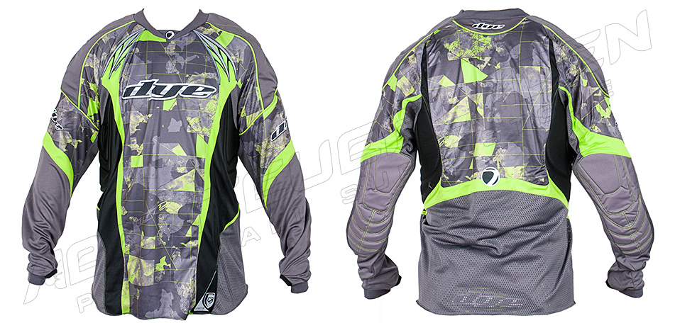 Dye Jersey C13 Atlas Lime XXL/XXXL
