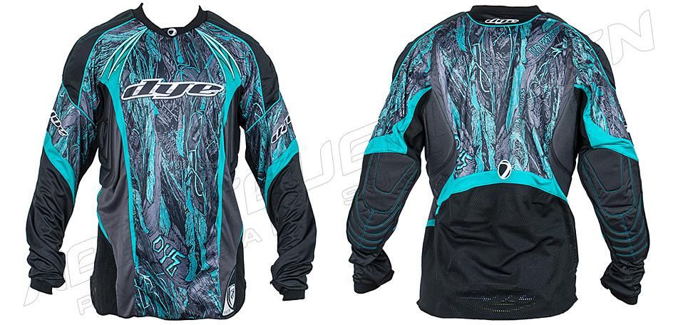 Dye Jersey C13 DyeTree Aqua XXL/XXXL