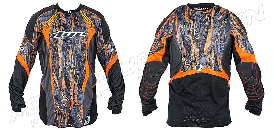 Dye Jersey C13 DyeTree orange XXL/XXXL
