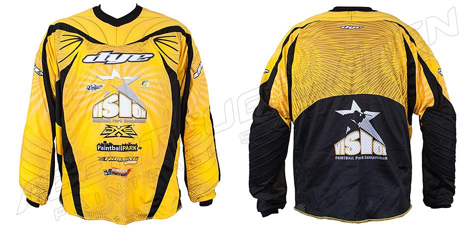 Dye Custom Team Jersey Vision 10 XXXL