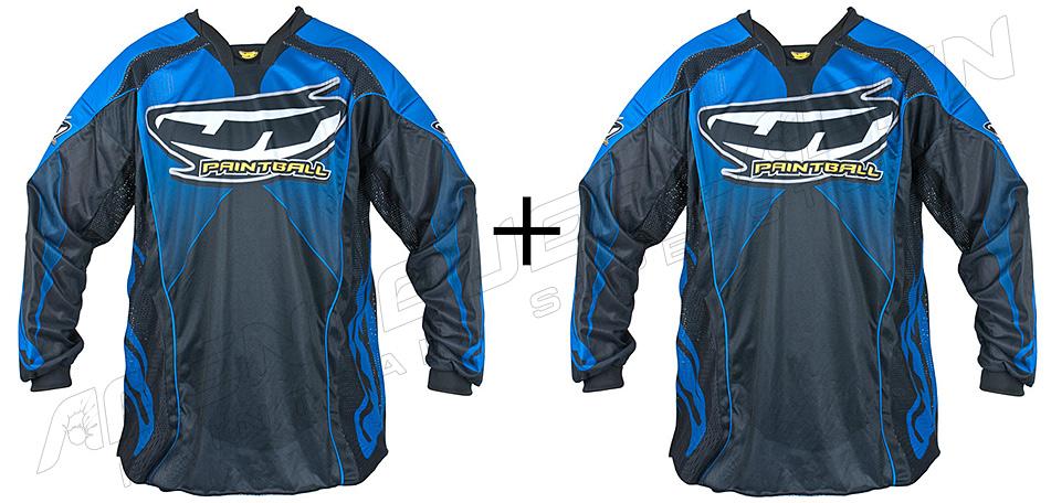 2er Set: JT Pro Jersey blau