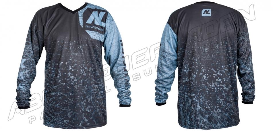 New Legion ultimate Pro Paintball Jersey - dash grey XL/XXL