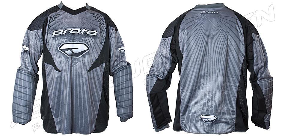 Proto Jersey 10 burst grey XXL