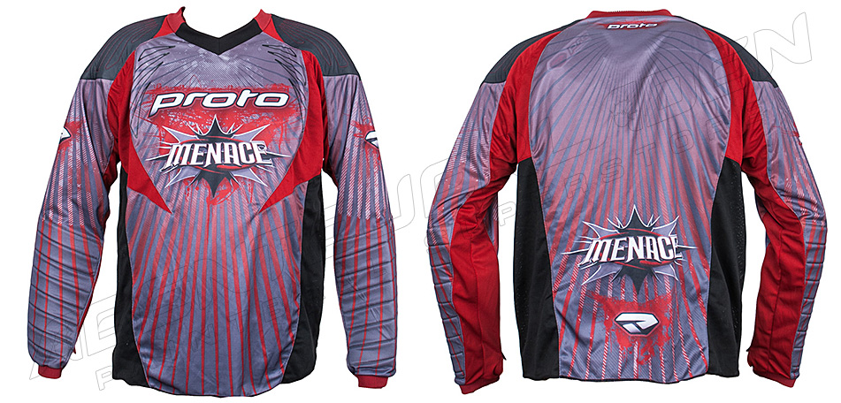 Proto Custom Team Jersey Menace 10 XL