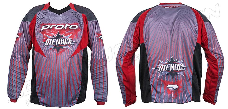 Proto Custom Team Jersey Menace 10 XL