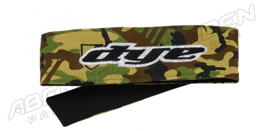 Dye Head Tie Bandana commando