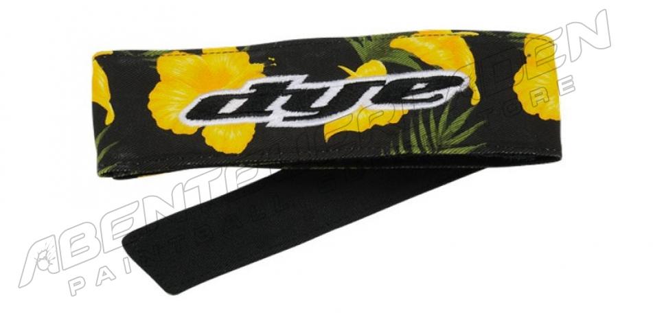 Dye Head Tie Bandana floral