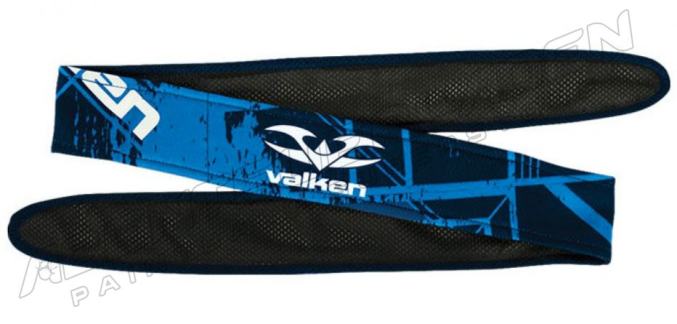 Valken Crusade Headband hatch blue