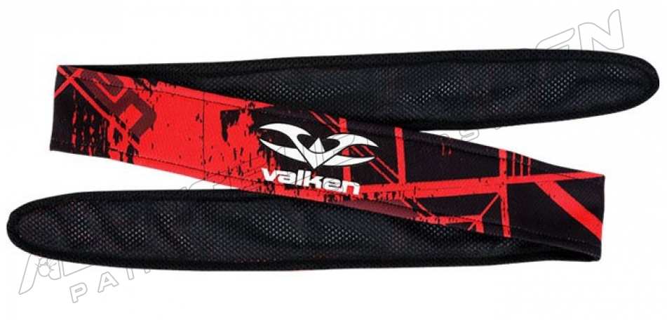 Valken Crusade Headband hatch red