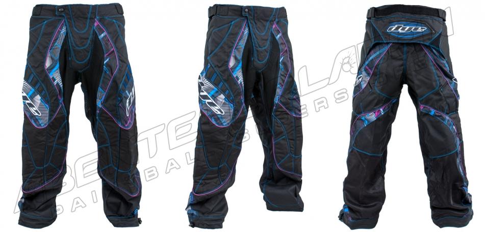 Dye Pants C12 Chevron purple XL/XXL