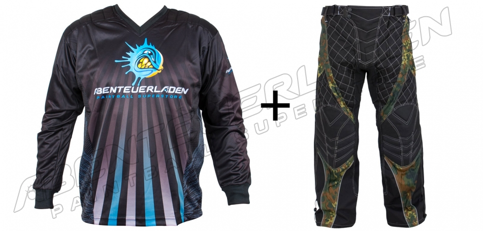 Adventure Tournament Jersey + Adventure Tournament Pants