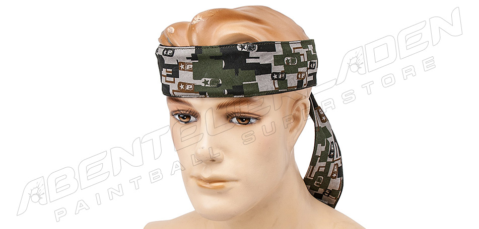 Planet Eclipse Bandana Dig-E-Camo Headband