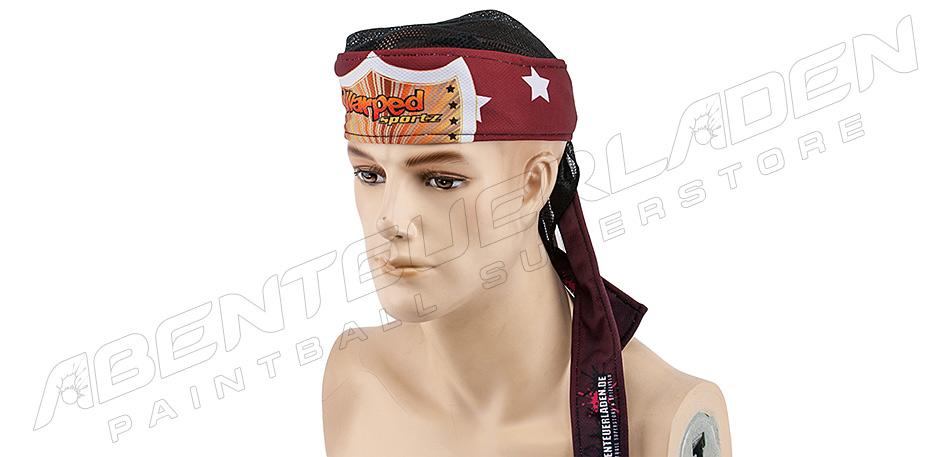 Warped Sportz Bandana Crown mit Netz