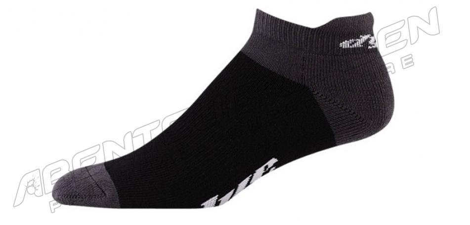 Dye Hidden Sock schwarz grau S/M
