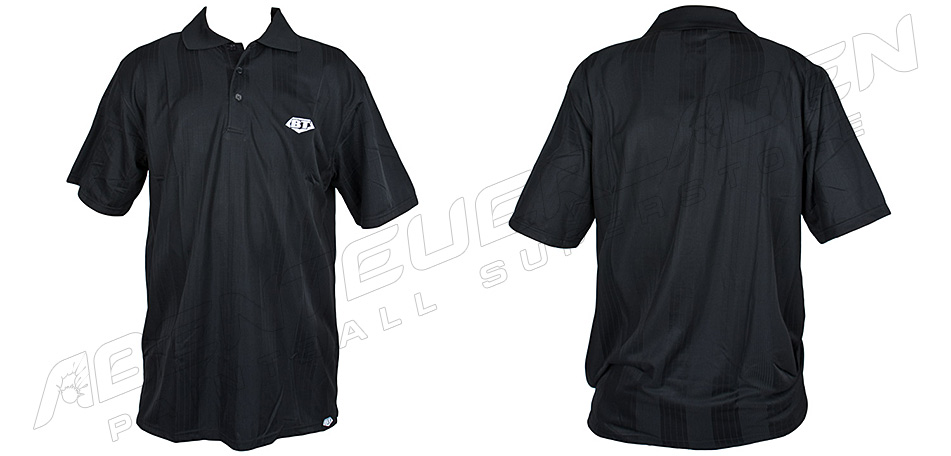 BT Polo Shirt schwarz XL