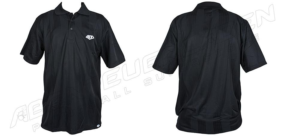 BT Polo Shirt schwarz XL