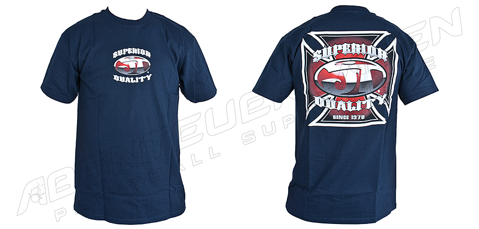 JT T-Shirt Super navy M