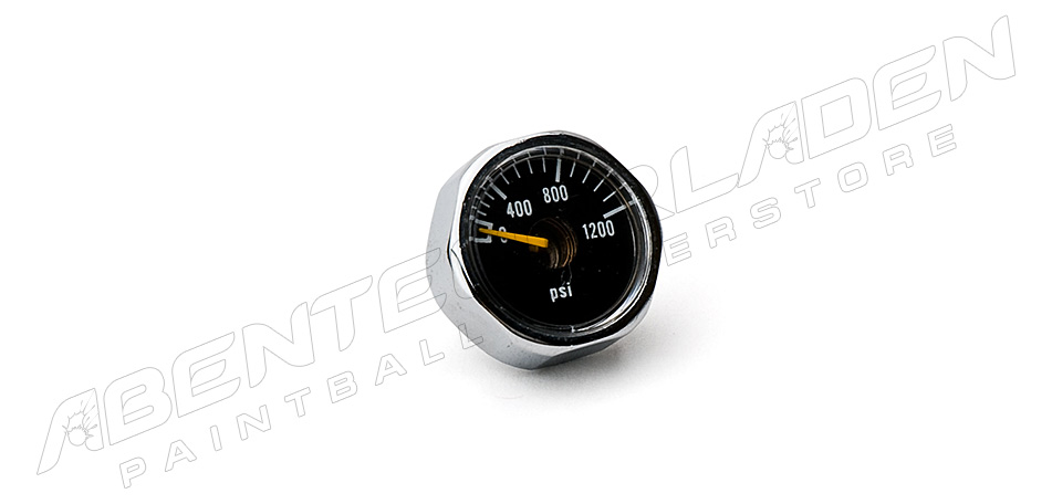 Manometer 1200 psi