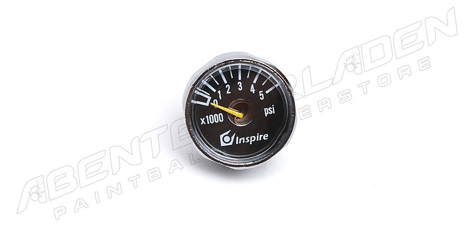 Manometer 5000 psi