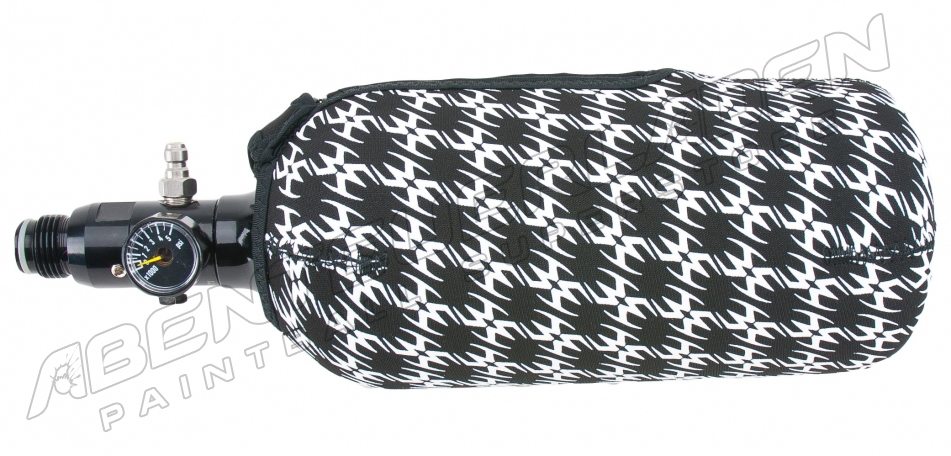 Empire Whitehound Dog Bottlecover für 0,8L HP Flasche
