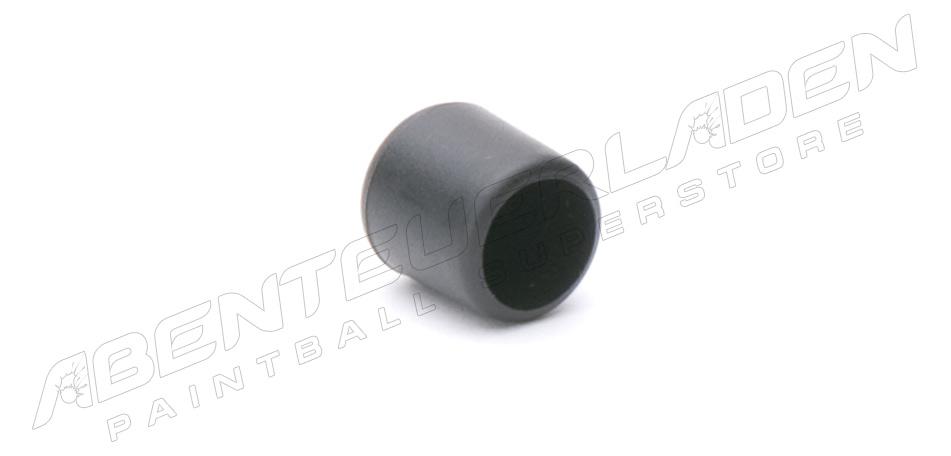 Füllnippelschutzkappe schwarz
