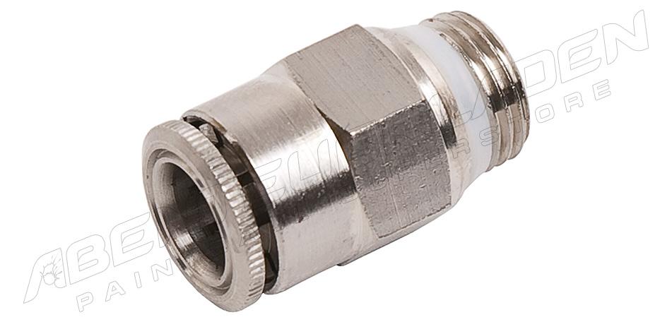 Macroline Anschluss gerade 4mm