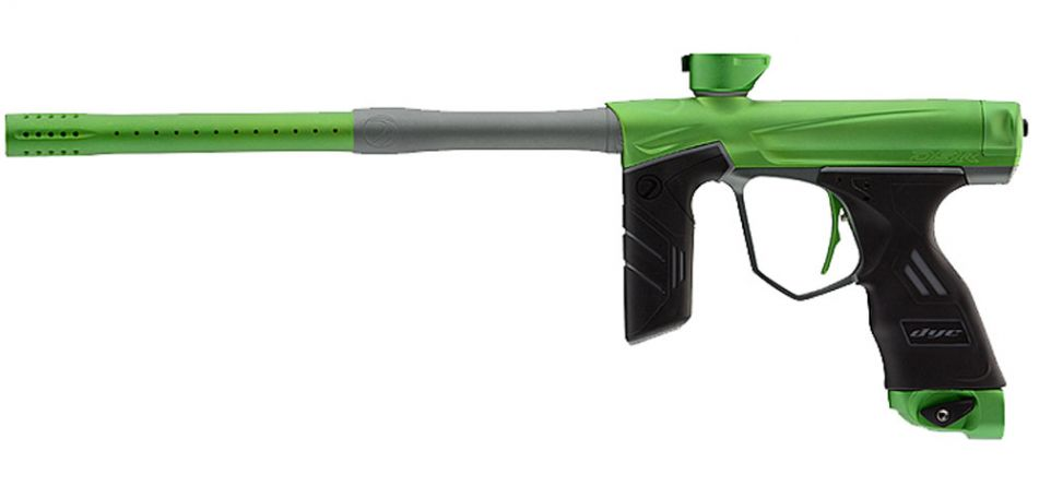 Dye DSR Green Machine lime/grey
