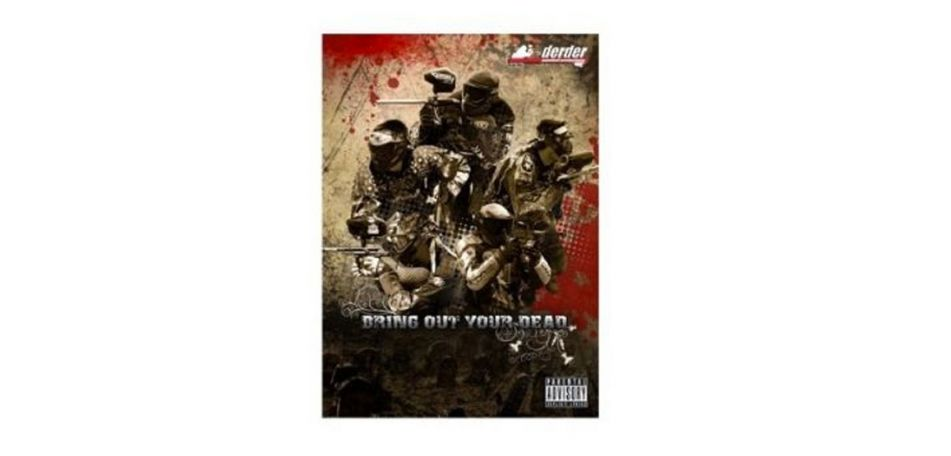 Paintball DVD Derder Bring out your Dead