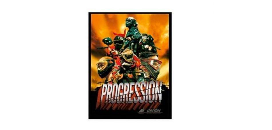 Paintball DVD Derder Progression inkl. Nation Vol 2