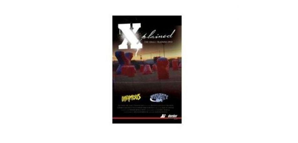 Paintball DVD Derder Xplained