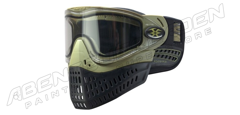 Empire E-Flex Thermalmaske olive